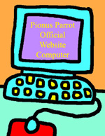 Pionus Parrot's Website - The Offical Computer that started it all!!